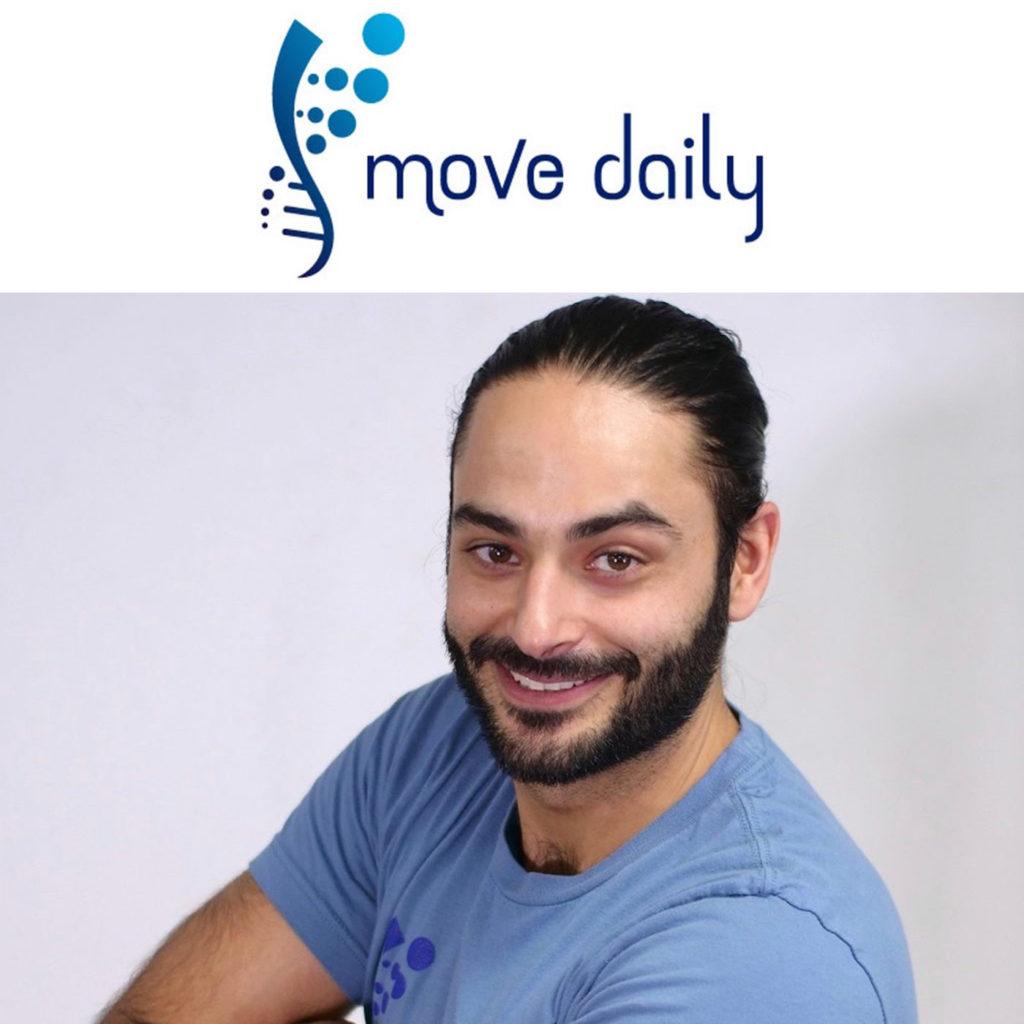 roshan chopra move daily health coach