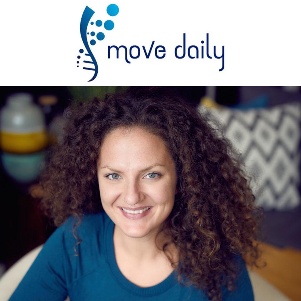gut health poop talk move daily jackie mirkopoulos