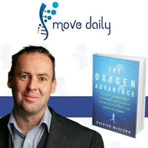 patrick mckeown the oxygen advantage move daily health podcast
