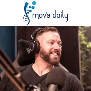 Eoin Lacey Nutritional Medicine Move Daily Health Podcast