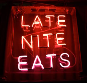 does intermittent fasting work late eating etrf