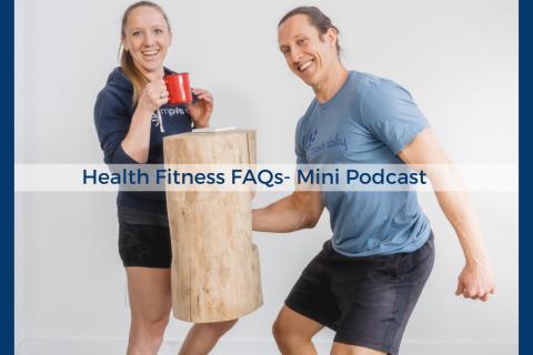 move daily health podcast mini podast #2